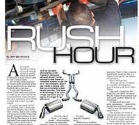 Rush hour</br>AutoKnow April 25, 2016