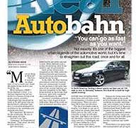 The Real Autobahn</br>AutoKnow May 10, 2016