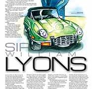 Profiles, Sir William Lyons</br>July 18, 2016
