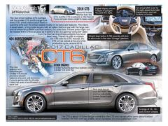 2017 Cadillac CT6</br>AutoGraph August 1, 2016