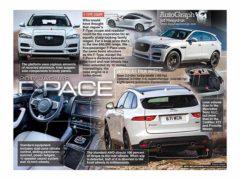 2017 Jaguar F-Pace</br>AutoGraph July 25, 2016