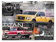 2017 Nissan Titan</br>AutoGraph August 8, 2016