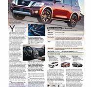 2017 Nissan Armada</br>October 3, 2016