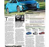 Prius hits Prime Time</br>October 10, 2016