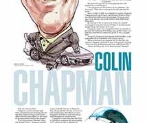 Profiles, Colin Chapman</br>October 17, 2016