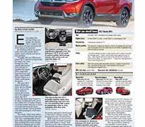 2017 Honda CR-V</br>December 19, 2016