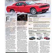 2017 Dodge Challenger GT</br>February 20, 2017
