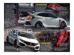 2017 Honda Civic Type R</br>AutoGraph March 27, 2017