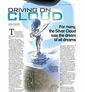Fine Lines: Rolls-Royce Silver Cloud III</br>Fine Lines March 13, 2017