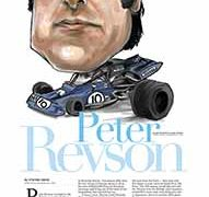 Profiles, Peter Revson</br>February 27, 2017