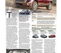 2018 Chevrolet Traverse</br>September 25, 2017