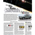 The Auto Sleuth</br>September 11, 2017
