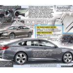 2018 Honda Accord</br>AutoGraph August 28, 2017