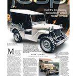 Fine Lines: The original Jeep</br>Fine Lines October 8, 2017