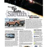 The Auto Sleuth</br>September 25, 2017