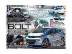 2018 Chevrolet Bolt</br>AutoGraph October 16, 2017
