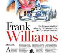 Profiles, Frank Williams</br>October 30, 2017