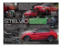 2018 Alfa Romeo Stelvio</br>AutoGraph January 22, 2018