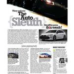 The Auto Sleuth</br>February 5, 2018
