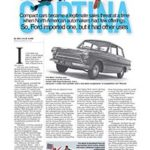 Fine Lines: Ford Cortina</br>Fine Lines March 12, 2018