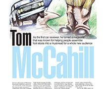 Profiles, Tom McCahill</br>February 26, 2018