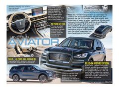 Lincoln Aviator</br>April 9, 2018