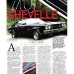Fine Lines: 1970 Chevelle</br>Fine Lines March 26, 2018