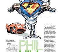 Profiles, Phil Hill</br>March 12, 2018
