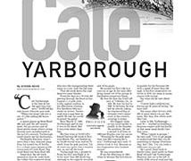 Profiles, Cale Yarborough</br>March 19, 2018