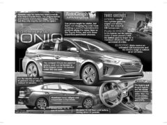 2019 Hyundai Ioniq</br>May 29, 2018