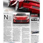 Ferrari 812 Superfast</br>The Octane Lounge July 9, 2018