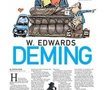 Profiles, W. Edwards Deming</br>June 25, 2018