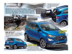 2018 Ford EcoSport</br>July 23, 2018