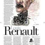 Profiles, Louis Renault</br>July 16, 2018