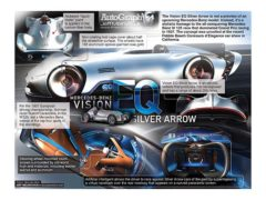 Mercedes Benz Vision EQ Silver Arrow</br>August 13, 2018