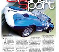 Fine Lines: Corvette Grand Sport</br>Fine Lines August 20, 2018