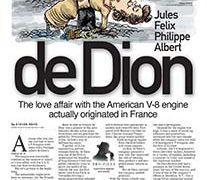 Profiles, Jules Felix Philippe Albert de Dion</br>July 30, 2018