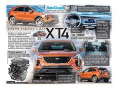 2019 Cadillac XT4</br>September 3, 2018