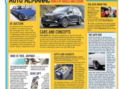 Auto Almanac</br>October 1, 2018