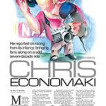 Profiles, Chris Economaki</br>January 14, 2019