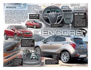 2013 Buick Encore in Cocoa Silver